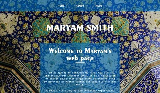Maryam Smith
