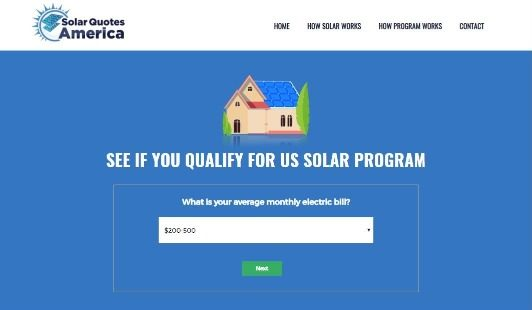 Solar Quotes