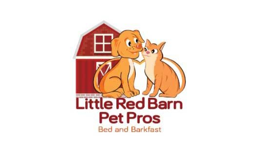 Little Red Barn Pet Pros – Logo